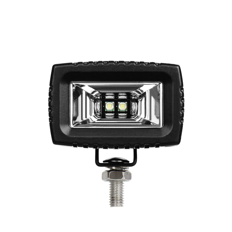 YEEGO Vainas LED de Montaje Empotrado 2 PCS Barra de Luces LED de Cuatro hileras de 580W 8000LM Luces de conducci/ón a Prueba de Agua Fuera de la Carretera 2 a/ños de garant/ía