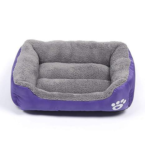 LAYBAY-PetBeds Estera para Perros Cama para Perros Arena para Gatos Suministros para Mascotas Mascotas
