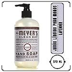 Mrs. Meyer's Clean Day Jabón líquido para manos, Lavender, 370ml