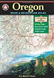 Oregon Road and Recreation Atlas, Benchmark Maps (Firm), 0929591623