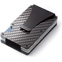 Kolfiber kreditkortshållare minimalistisk design