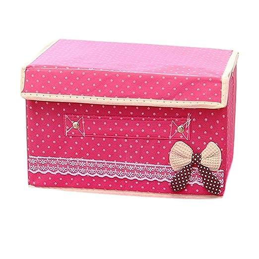 cdet Vlies - Caja corbata sustancias Caja de almacenamiento ...
