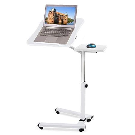 BABIFIS Escritorio Ajustable con Soporte para Laptop para Mesa de ...