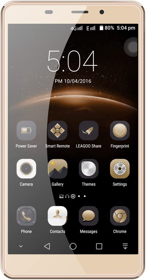 Leagoo M8 3G Smartphone Phablet, Desbloqueado 5,7