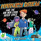 Harvey Drew and the Bin Men from Outer Space: Harvey Drew Adventures, Book 1 | Cas Lester