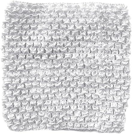 Vococal - 6 Pulgadas Crochet Tutú Tubo Tapas Pecho Abrigo Partido ...