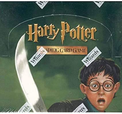 Harry Potter Base Set Original Wizards FACTORY SEALED TCG Booster Box 36 Packs!