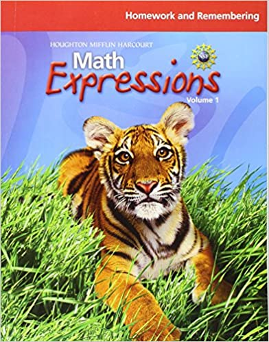 Math Worksheets houghton mifflin math worksheets grade 5 : Houghton Mifflin Harcourt: Math Expressions- Homework and ...