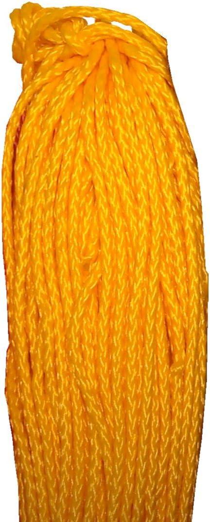 Cuerda de polipropileno trenzado cuerda 2/mm 50/m o 100/m varios colores