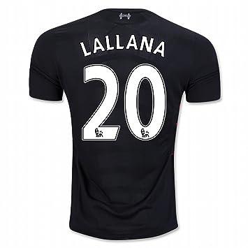 Maillot Domicile Liverpool Adam Lallana