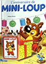L'anniversaire de Mini-Loup + un jeu des 7 familles par Matter