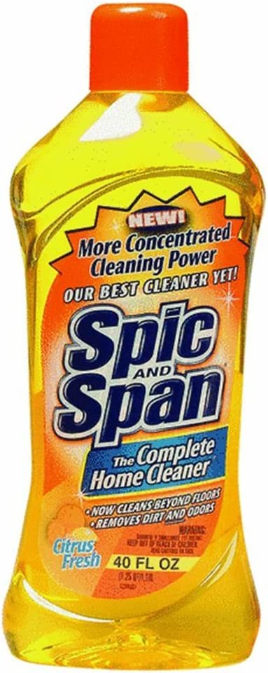 Amazon Com Spic And Span Dilutable Liquid Cleaner Multi Surface