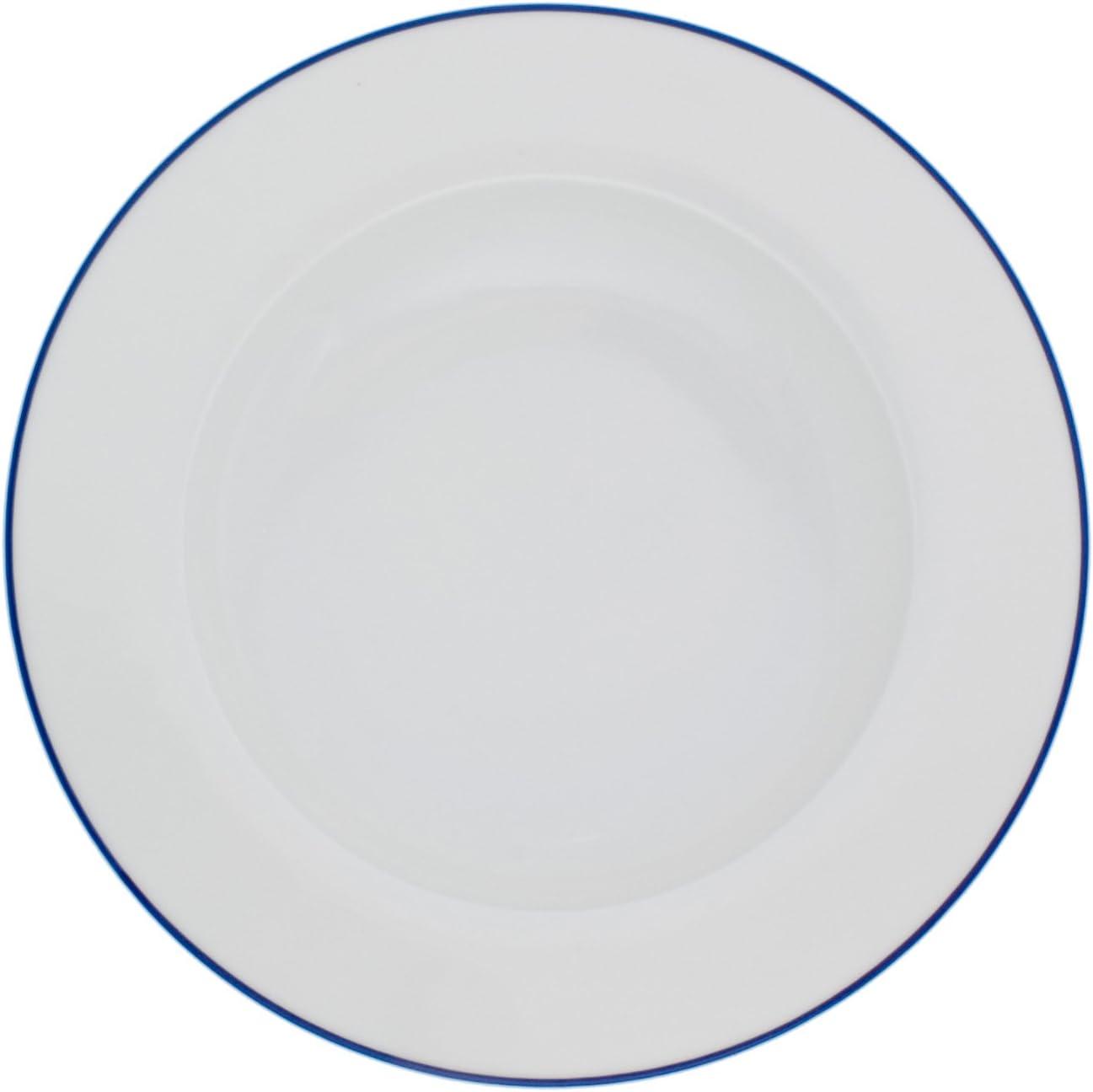 Kahla Pronto Colore Piatto Fondo da Zuppa // Pasta Porcellana 573406A69410C /Ø 22 cm Ros/é