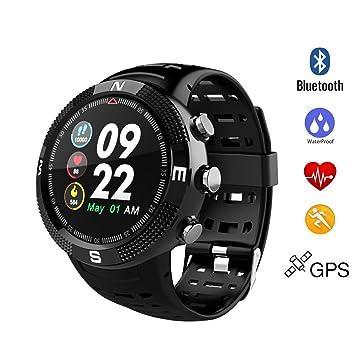 QTEC Reloj Inteligente Smartwatch Sports Band Bluetooth ...