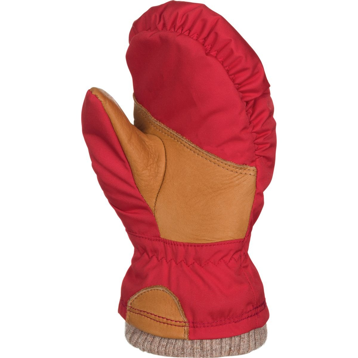 Hestra Warm Mitten for Kids Youth My First Basic Cold Weather Winter Mittens