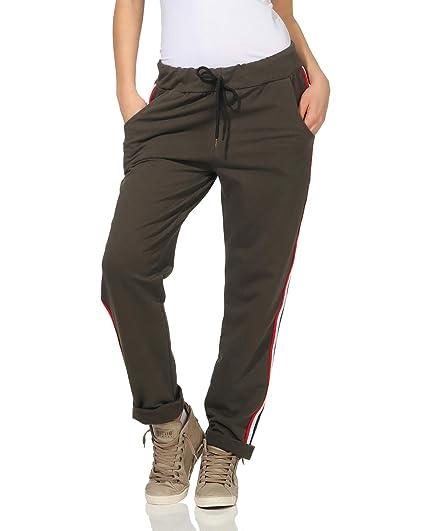 ZARMEXX Pantalon de survêtement en Coton pour Femmes 87587c7e910