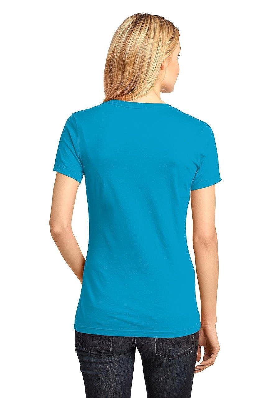 Comical Shirt Ladies I Put She in Shenanigans V-Neck Tee