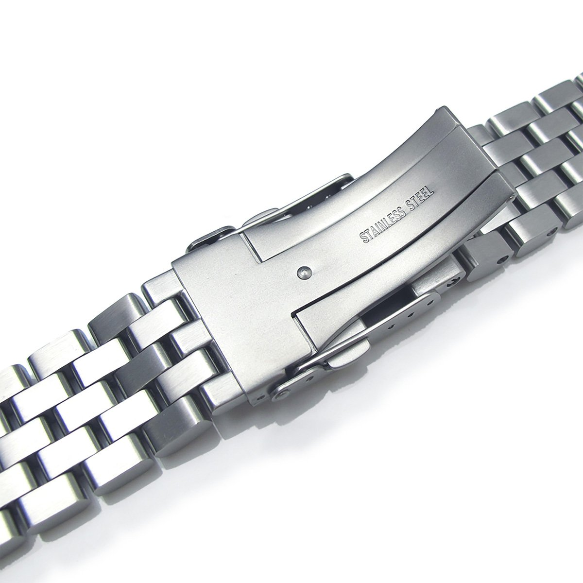 co Band Ss202003bl024Amazon 20mm Watch Metal ukWatches TcKFJl13