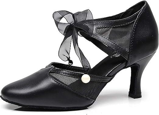 Low Heel Salsa Tango Ballroom Latin
