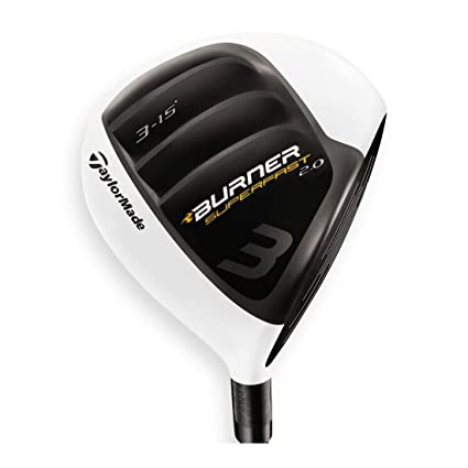 Amazon.com: TaylorMade Burner Superfast 2.0 Fairway Madera ...