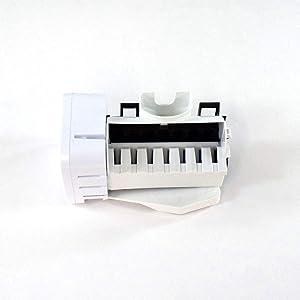 Ge WR30X10160 Refrigerator Ice Maker Assembly Genuine Original Equipment Manufacturer (OEM) Part