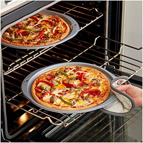 Wilton Recipe Right Pizza Pans,  2-Piece Set by Wilton (Image #6)