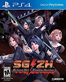 School girl/Zombie Hunter - PlayStation 4