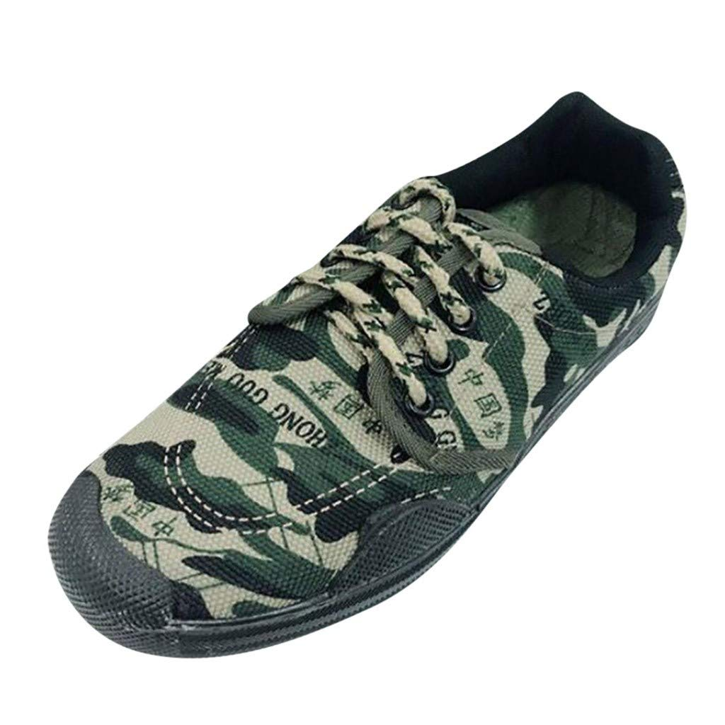 HAALIFE ◕‿ Women's Lace Up Lightweight Athletic Walking Casual Shoes Low Top Breathable Fashion Sneakers Camouflage by HAALIFE Shoes