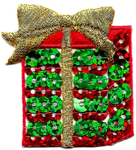Gifts Sequin Applique - 3