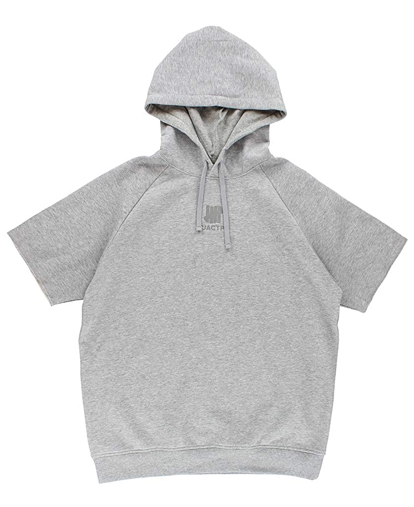Undefeated Tech Fleece Hooded SS Mens