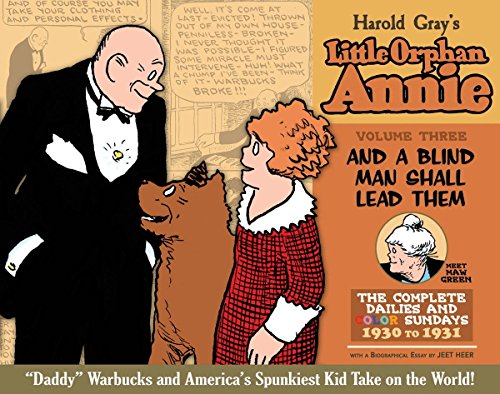 Complete Little Orphan Annie Volume 3: (v. 3) (Cat Little Gray)