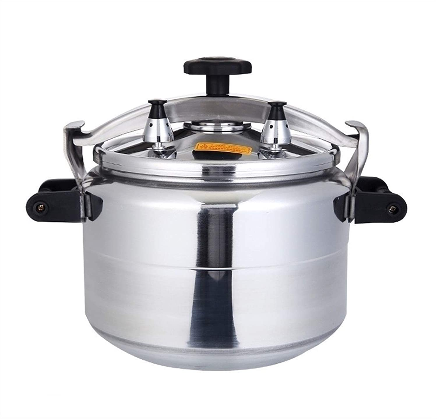 15-70 Quart Pressure Cooker, Gas Pressure Cooker Safety Aluminum Alloy Large Capacity High Pressure Cooker Commercial Aluminum Pressure Cooker, Hotel, Restaurant Gas Stove Special Pot slow cooker
