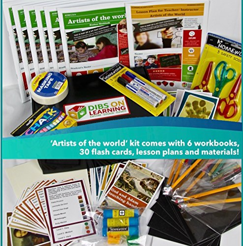 Artists of the World - Home Enrichment Kit