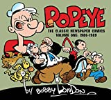 Image of Popeye: The Classic Newspaper Comics by Bobby London Volume 1 (1986-1989)