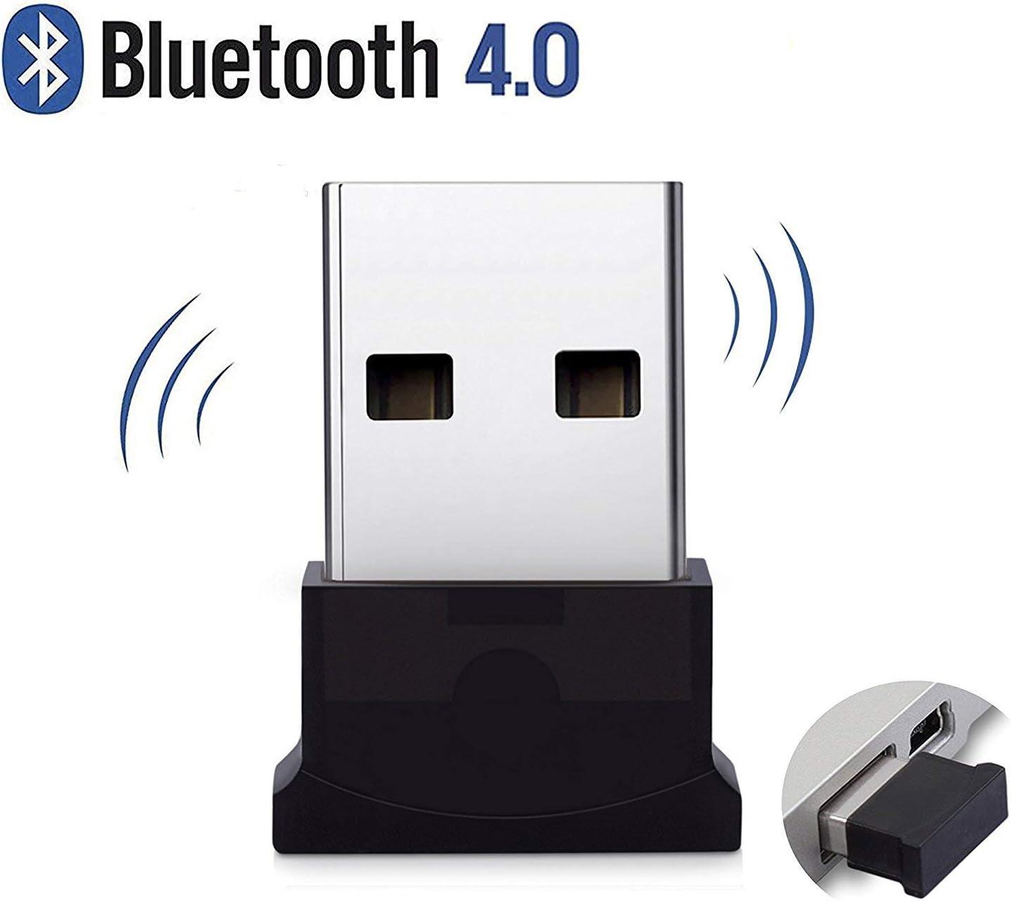 Multiform Bluetooth CSR 4.0 Dongle 2.0 USB Wireless Adapter For PC Laptop Windows XP/Vista