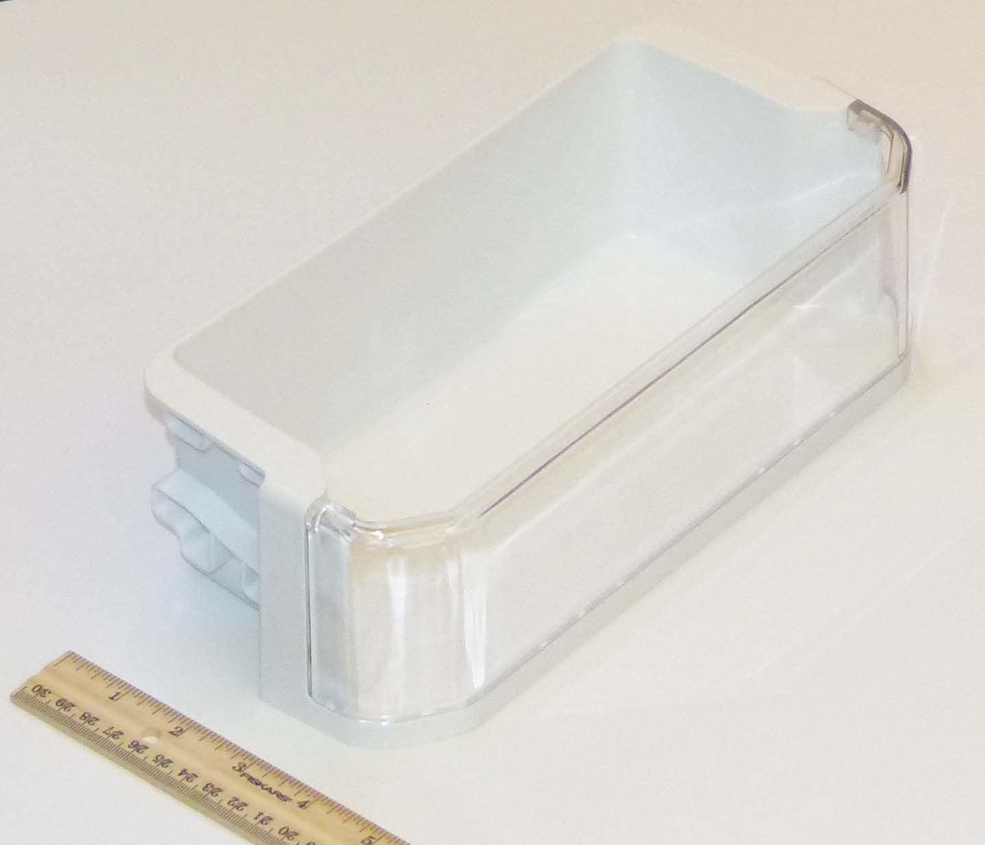 OEM LG Refrigerator Door Bin Basket Shelf Tray Assembly Originally Shipped With: LFC20770SB, LFC20770SB, LFC20770ST
