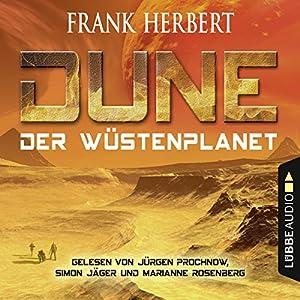Der Wüstenplanet (Dune 1) Hörbuch