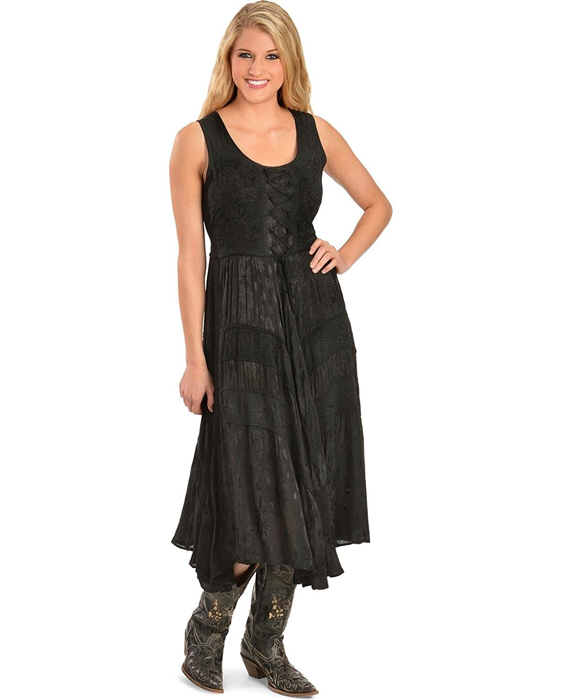 06de5c53 Scully Women's Honey Creek Amelie Dress at Amazon Women's Clothing store: