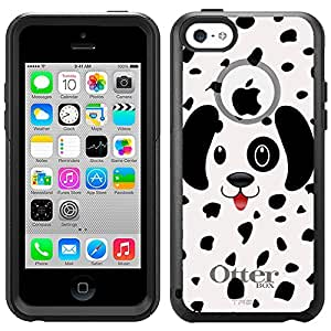 OtterBox Commuter Apple iPhone 5 5s Case - Dotted Dalmatian OtterBox Case