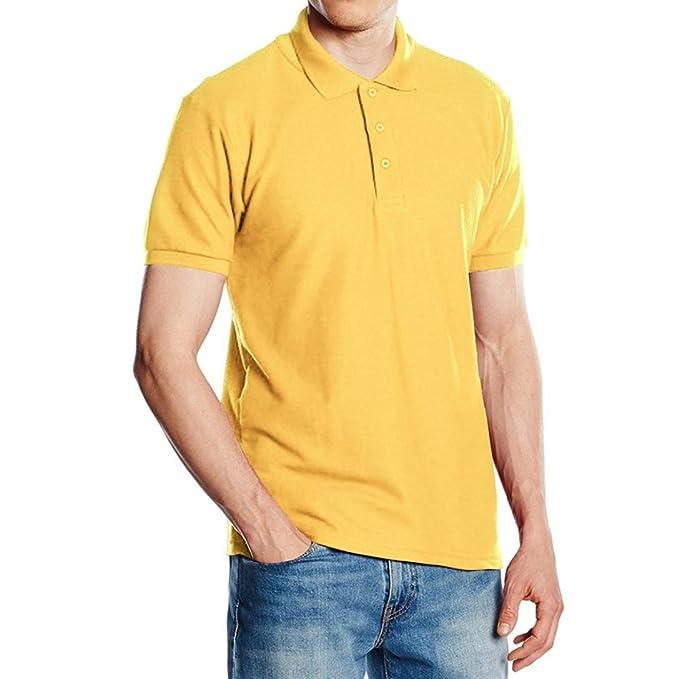 WINWINTOM Verano Diario Camisas De Hombre, Moda Estilo de Verano Camisetas, Moda Personalidad Hombres