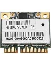 VBESTLIFE Adaptateur réseau PCI Express 300Mbps WiFi Carte réseau Double Bande 2.4G / 5Ghz AR5BHB92 Compatible avec Windows XP, Win 7, Win 8, Win 8.1, Win 10, Linux, Mac, etc