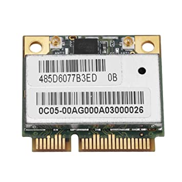 Amazon.com: ASHATA Atheros WiFi Card Dual Band 2.4G/5Ghz ...