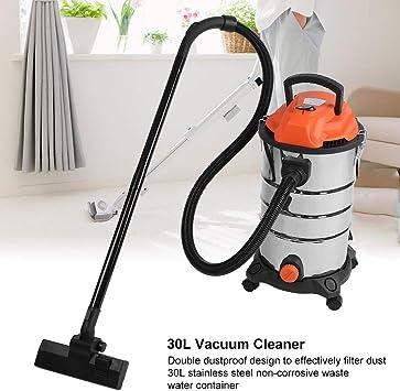 Cocoarm Aspirador Seco Humedo,Aspiradora 30L 1200W Aspiradora en seco y húmedo Máquina de Limpieza EU Plug 220V, para la Limpieza del hogar: Amazon.es: Hogar