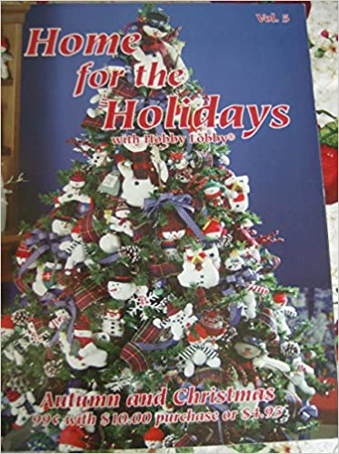 home for the holidays with hobby lobby volume 5 various amazoncom books - Hobby Lobby Christmas Eve Hours