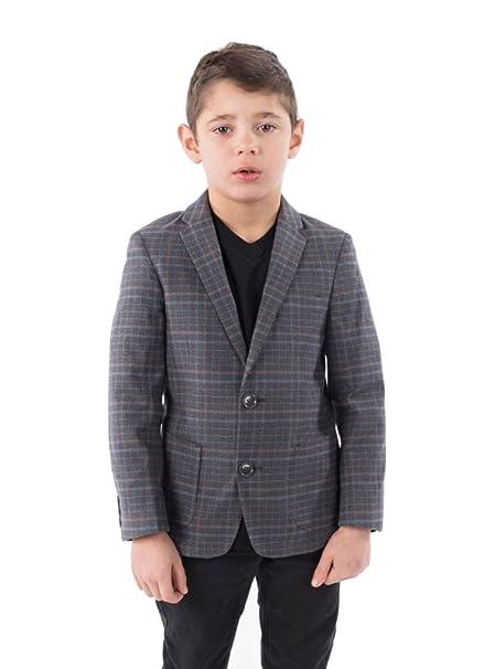 Amazon.com: Boys Sport Coat Blazer – Chaqueta de traje ...