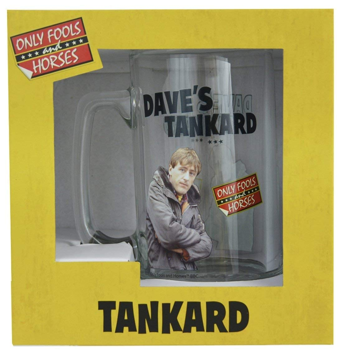 Only Fools and Horses Rodney's Dave Beer Tankard in Gift Box Xpressions