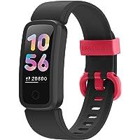 BIGGERFIVE Vigor Fitness Tracker Watch for Kids Girls Boys Teens, Activity Tracker, Pedometer, Heart Rate Monitor, Sleep…