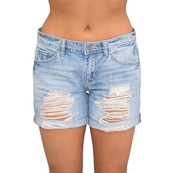 Femme Dingxw Chaud Jeans Taille Été Nouvelle Sexy Blue Shorts Haute Ybf76yg