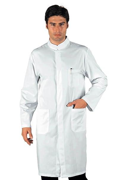 Robinson Médico Abrigo davemport Color Blanco: Amazon.es: Ropa y accesorios