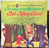 ABC TV Musical Comedy The Dangerous Christmas of Red Riding Hood vinyl record